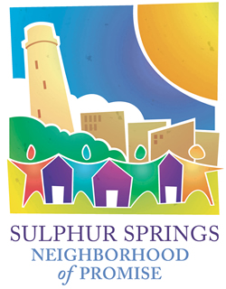 Sulphur Springs Neighborhood of Promise logo