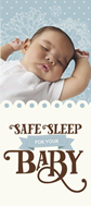 Safe Sleep for Your Baby Brochure